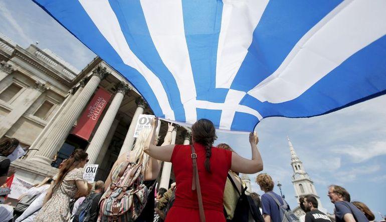 Yunanistan referandumda