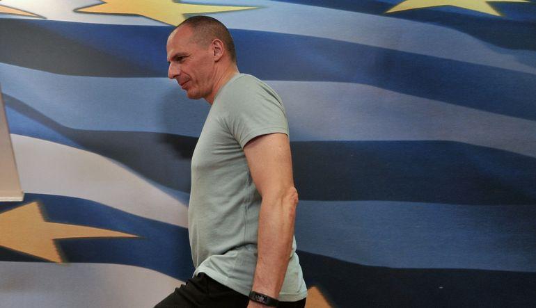 Varoufakis istifa etti