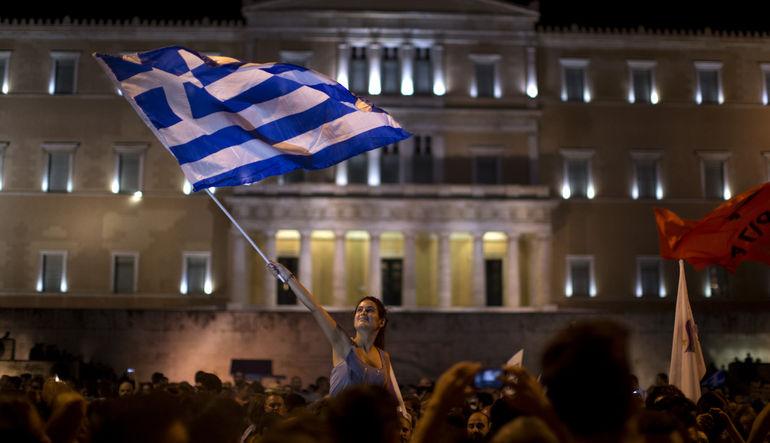 Yunanistan'da 'Hayır' sonrası ilk gün