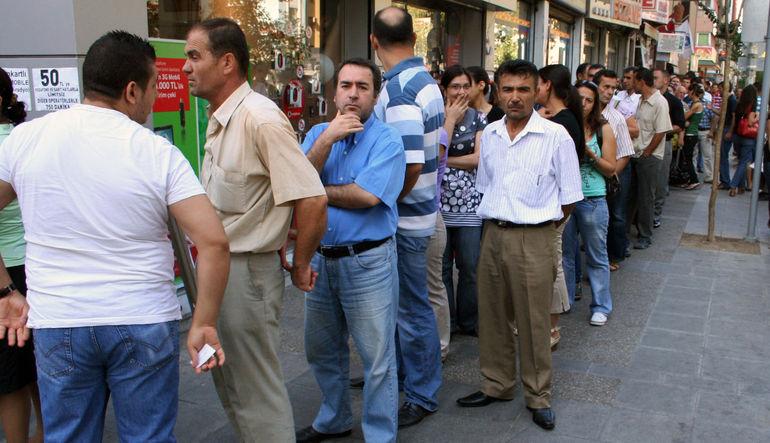 İşkur'a başvurular arttı