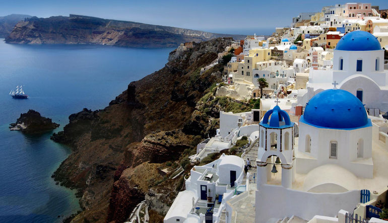 Almanlar Yunanistan'da tatil yapmak istemiyor