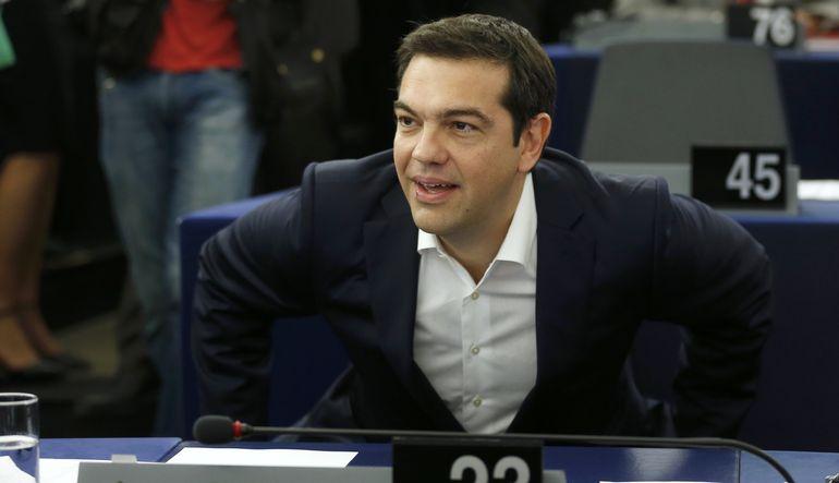 Tsipras AP konuşması