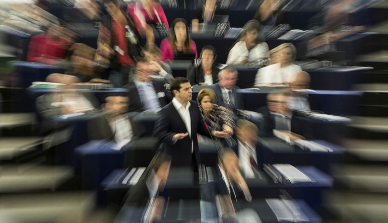 Yunanistan'ın eurodan çıkışı uzak bir felaket teorisi iken, yakın bir ihtimale dönüşmüş durumda