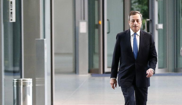Draghi: Yunanistan için çözüm bu kez çok zor