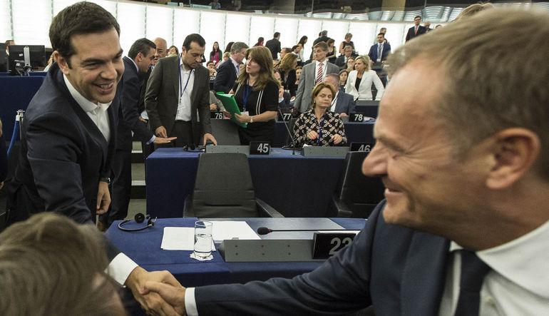 """""""Yunanistan'ın çıkışı engelleniyor"""""""
