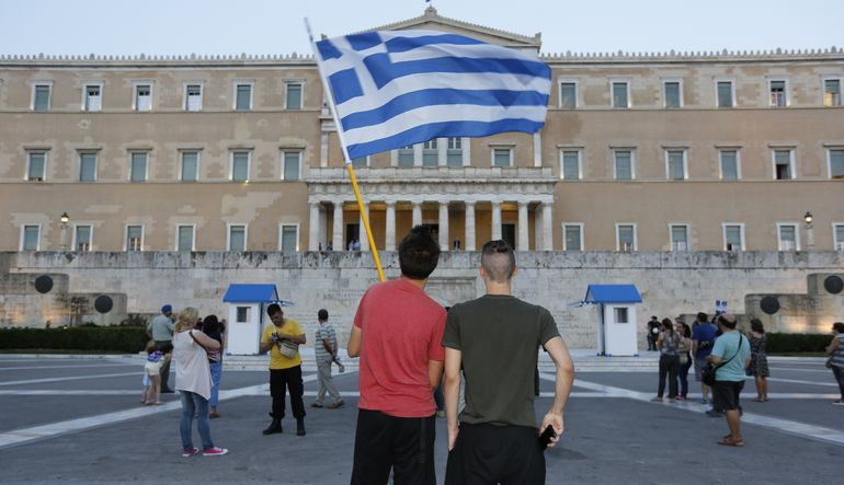 Yunanistan'a 83 milyar $ lazım