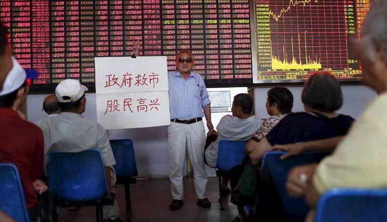 Çin borsasında yükseliş dördüncü gününde