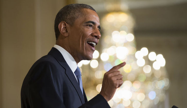 Obama: İran 50 yıl boyunca reaktör yapmayacak