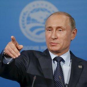 PUTİN: RUS BANKA KARTLARI İLK TÜRKİYE'DE GEÇERLİ OLACAK