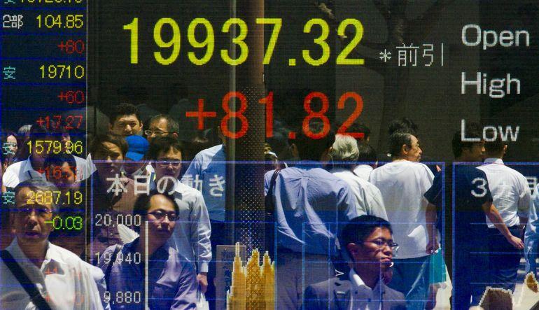 Çin borsası büyümeyi yeterli görmedi