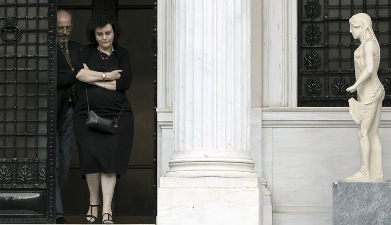 Yunanistan'dan istifa haberi