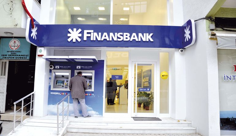 Finansbank'tan satın alma