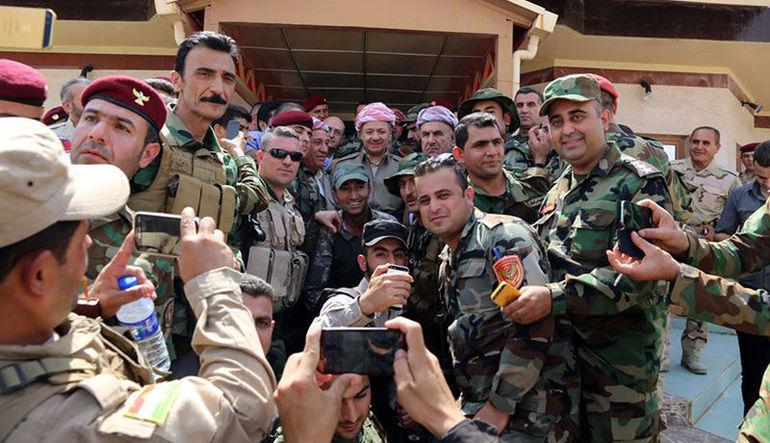 Mesut Barzani: Bağımsızlığı seçeceğiz