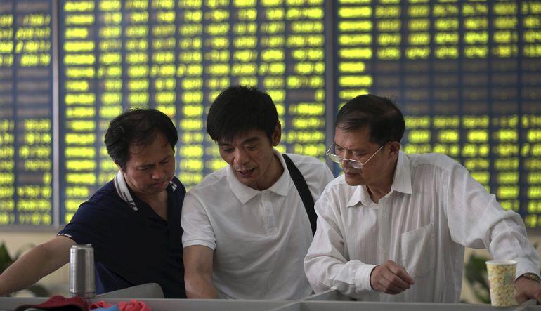 Çin borsası en yüksek kapanışa hazırlanıyor