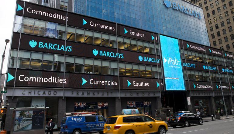 Barclays'te işten çıkarmalar