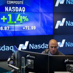 NASDAQ'TAN BİR REKOR DAHA