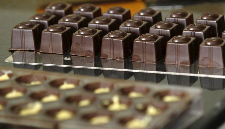 Küresel çikolatada tüketimi