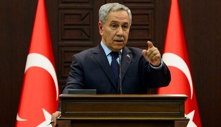 Hükümet Sözcüsü Arınç Suriye sınırına yönelik yeni önlemlerin alınacağını kaydetti