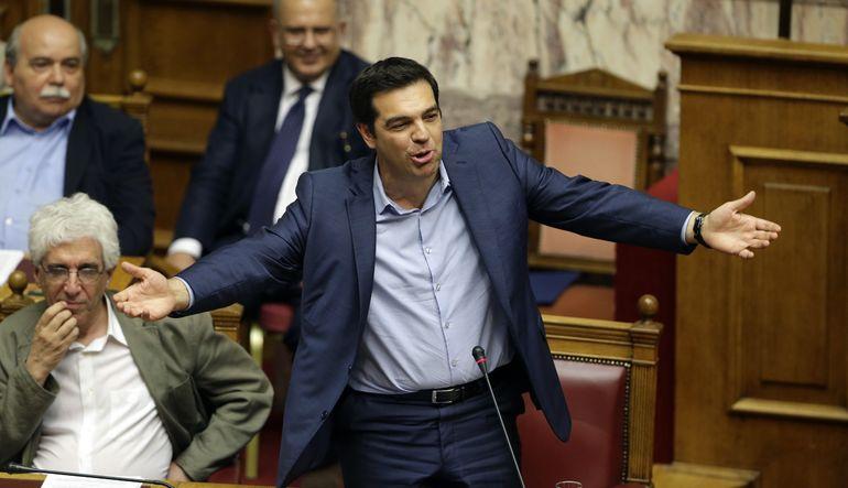 Yunanistan paketin ikinci bölümünü de onayladı