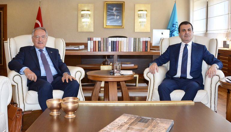 AK Parti ve CHP heyet görüşmelerine geçiyor