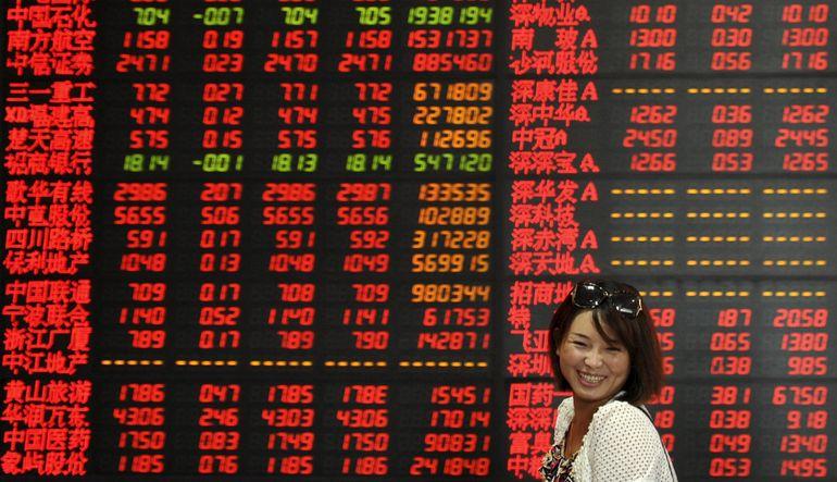 Çin hisseleri iki ayın en uzun artışına ilerliyor