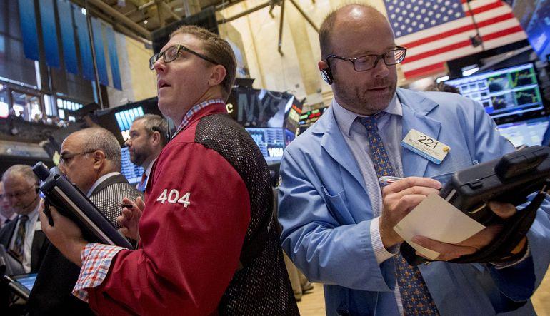 ABD borsaları bilançolarla gerilemeye devam etti