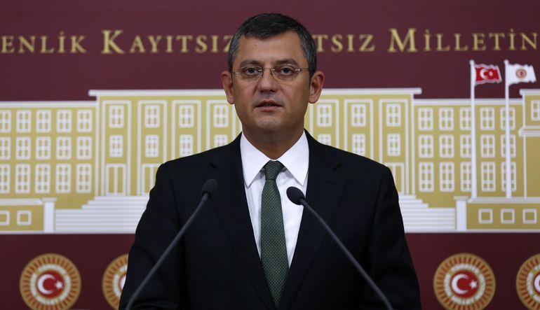CHP Meclis'i acil toplantıya çağırdı