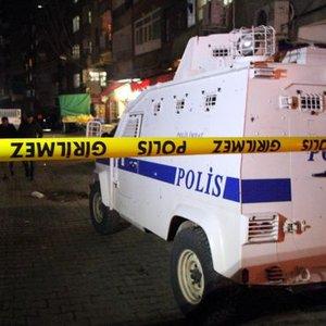 DİYARBAKIR'DA POLİS MERKEZİNE SALDIRI