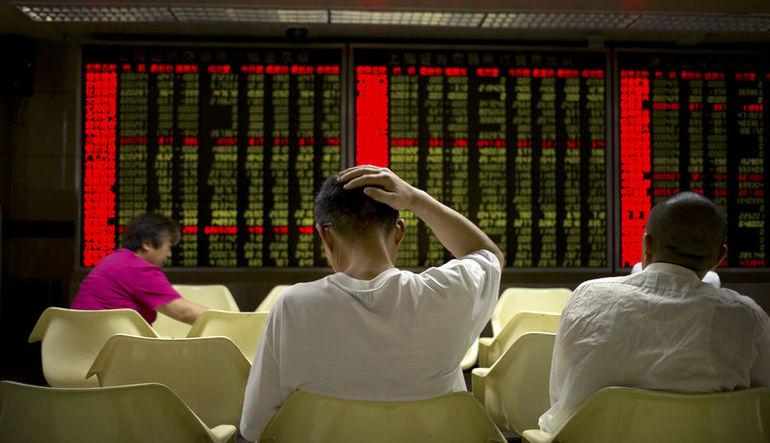 Çin borsaları PMI ile düştü
