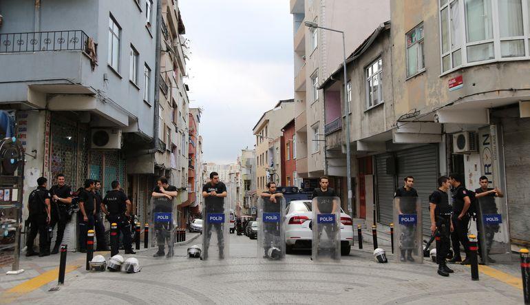 251 kişi gözaltına alındı