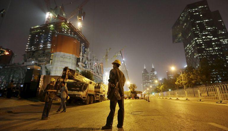 Çin'de büyüme sancısı