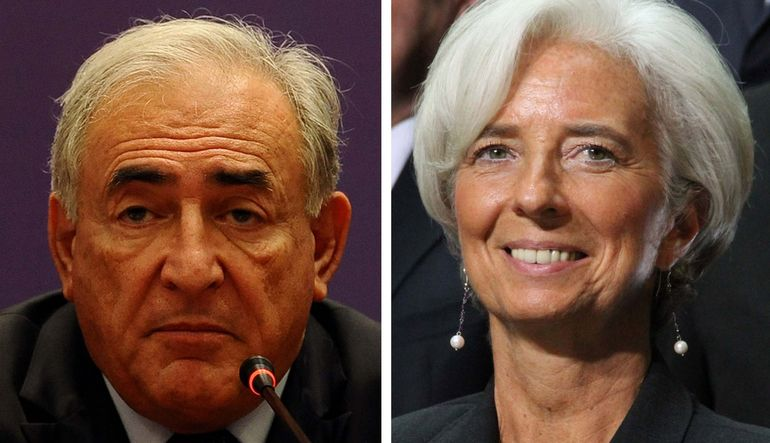 'IMF'nin bir sonraki başkanı Avrupa dışından olabilir'