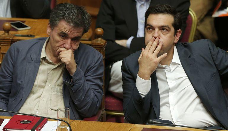 Yunanistan IMF'den yeni kredi istedi
