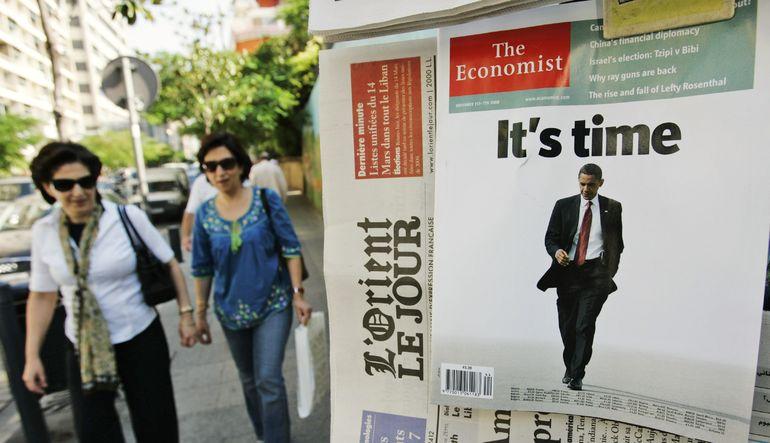 FT'den sonra şimdi de The Economist'i satıyor