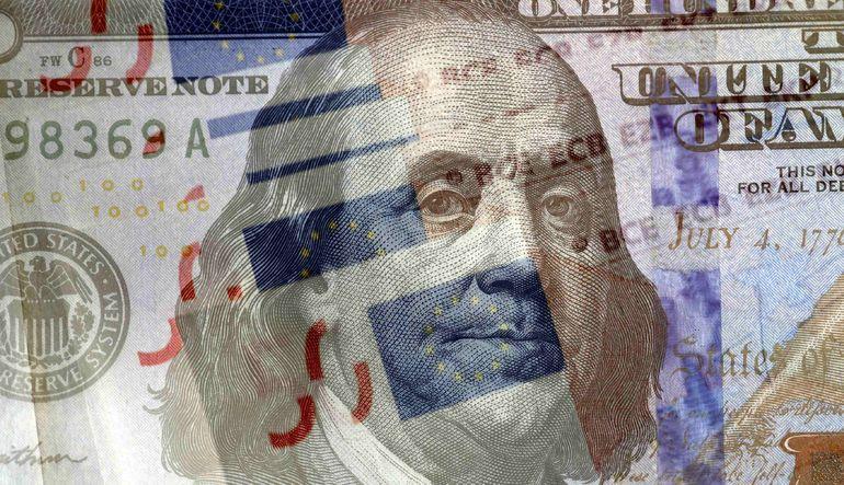 ABD hisse ve tahvillerindeki düşüşün ardından cazibesini bir miktar kaybeden dolar haftaya düşüşle başladı