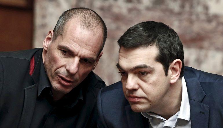 Tsipras, Varoufakis'i paralel para için görevlendirmiş