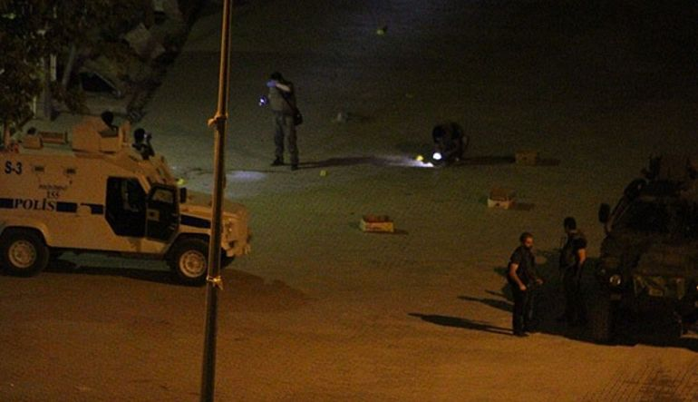 Malazgirt Jandarma Komutanı Kulaksız'a silahlı saldırı