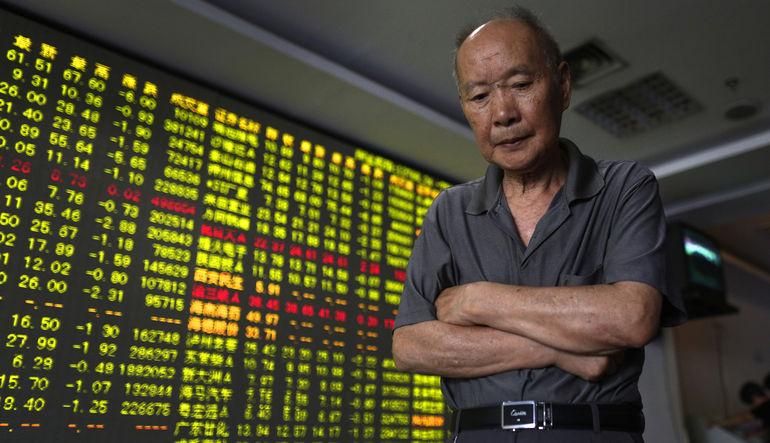Çin borsasında çöküş sürüyor