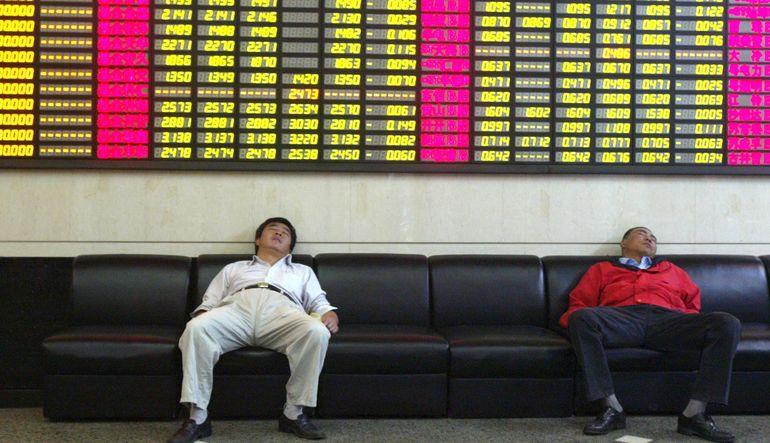 Çin hisseleri neden düşüşte?