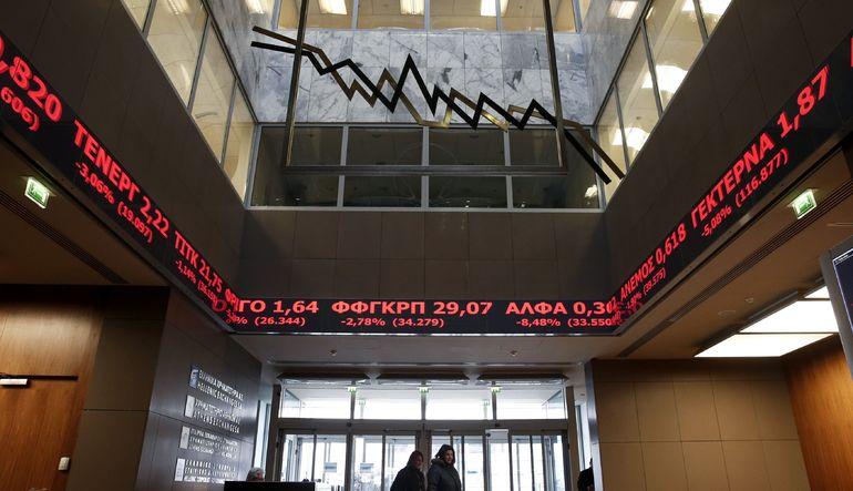 Bir aydır kapalı olan Atina borsasının bir kaç gün içinde açılacağı belirtildi