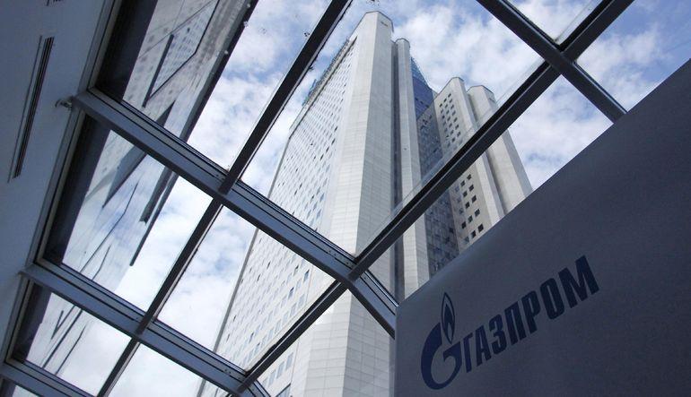 Gazprom'un üretiminde tarihi düşüşe doğru