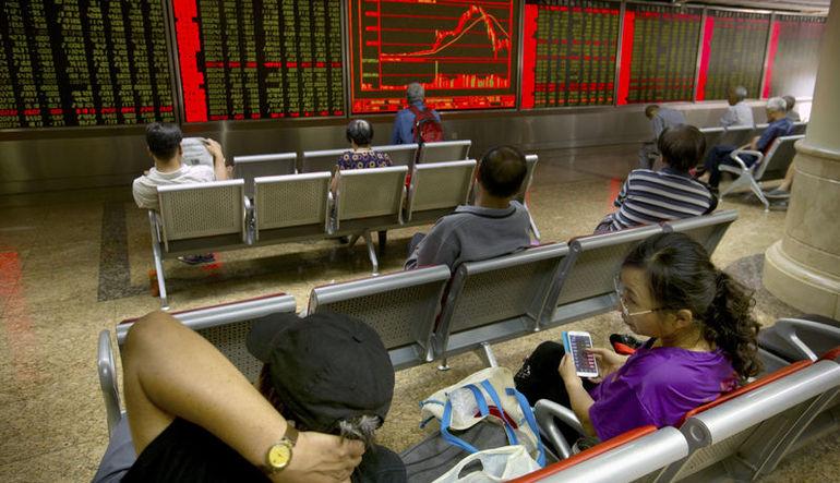 Küçük yatırımcılar çıkış sinyali verirken Çin dalgalandı