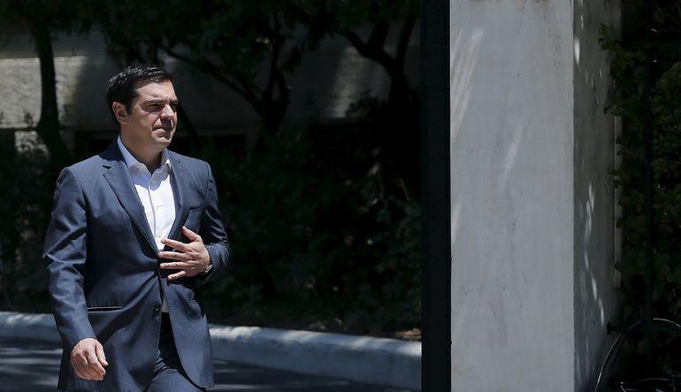 Yunanistan Başbakanı Alexis Tsipras, ülkenin ekonomik sıkıntıları konusunda kreditörleri suçladı