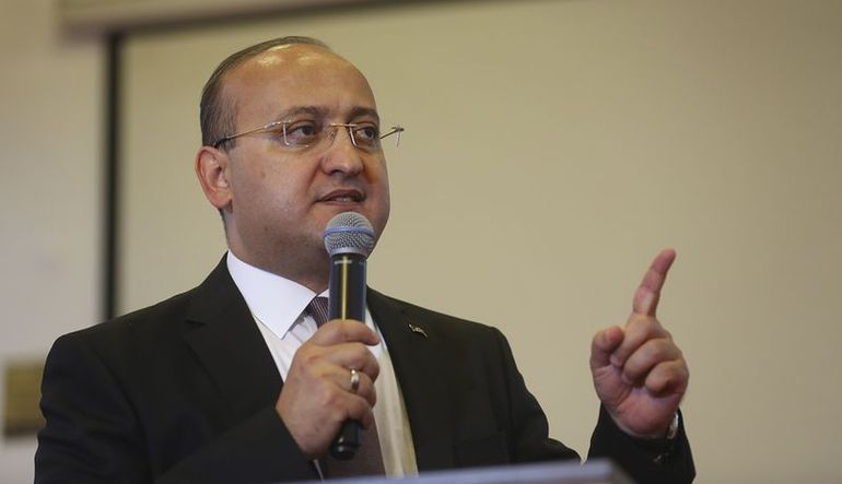 Akdoğan: HDP barış sürecine ihanet etti