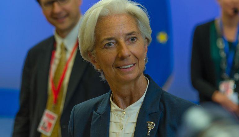 Lagarde: IMF Fed'in veri odaklı yaklaşımını destekliyor