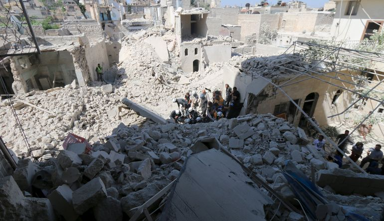 Suriye'nin hızlı çöküşü