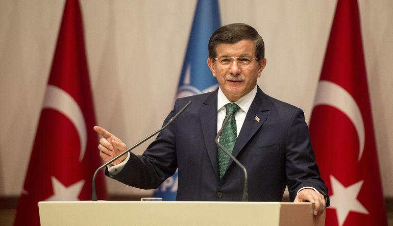 Davutoğlu'ndan HDP'ye sert açıklamalar