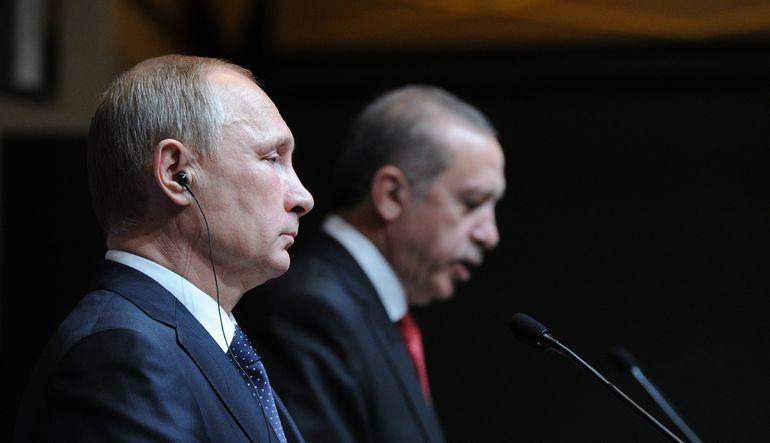 Türk Akımı Projesi'nde görüşmeler donduruldu