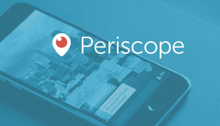 Periscope Türkiye'de kapatılabilir