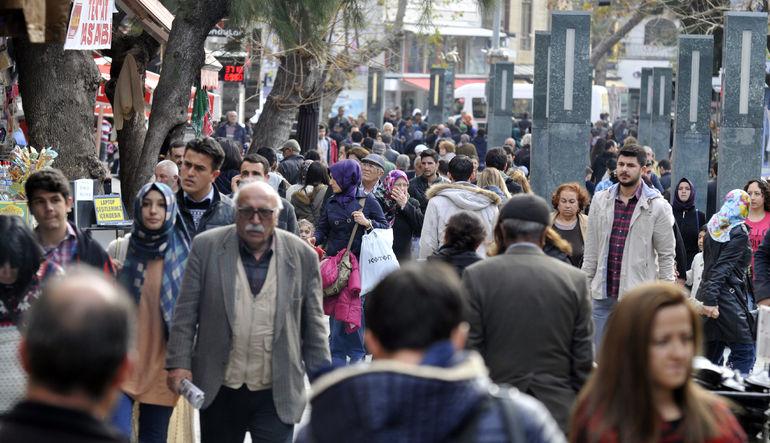 Türkiye nüfusu için kritik eşik 2050